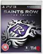 Packshot for Saints Row: The Third on PlayStation 3