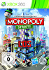 Packshot for Monopoly Streets on Xbox 360