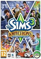 Packshot for The Sims 3 Ambitions on PC
