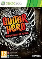 Packshot for Guitar Hero: Warriors of Rock on Xbox 360
