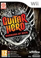 Packshot for Guitar Hero: Warriors of Rock on Wii