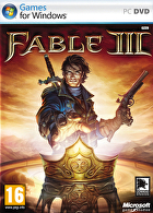 Packshot for Fable III on PC