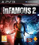 Packshot for inFamous 2 on PlayStation 3