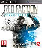 Packshot for Red Faction: Armageddon on PlayStation 3