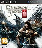 Packshot for Dungeon Siege III on PlayStation 3