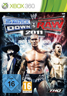 Packshot for WWE SmackDown vs. Raw 2011 on Xbox 360