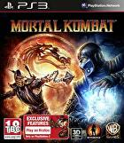 Packshot for Mortal Kombat on PlayStation 3