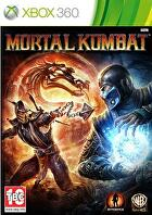 Packshot for Mortal Kombat 2011 on Xbox 360