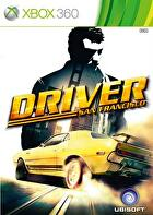 Packshot for Driver: San Francisco on Xbox 360