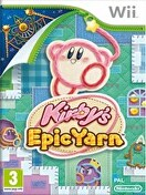 Kirby's Epic Yarn packshot