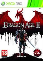 Packshot for Dragon Age II on Xbox 360