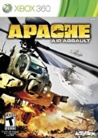 Packshot for Apache: Air Assault on Xbox 360