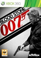 Packshot for James Bond: Blood Stone on Xbox 360