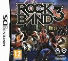 Packshot for Rock Band 3 on DS