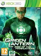 Packshot for Green Lantern: Rise of the Manhunters on Xbox 360