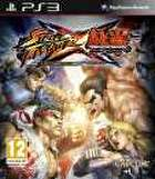 Packshot for Street Fighter x Tekken on PlayStation 3