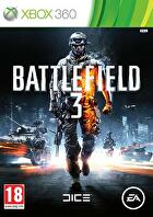 Packshot for Battlefield 3 on Xbox 360