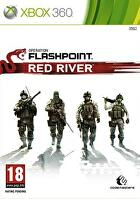Packshot for Operation Flashpoint: Red River on Xbox 360
