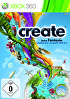 Packshot for Create on Xbox 360