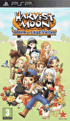 Packshot for Harvest Moon: Hero of Leaf Valley on PSP