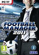 Football Manager 2011 packshot