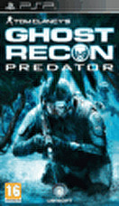 Tom Clancy's Ghost Recon: Predator packshot