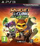 Ratchet & Clank All 4 One packshot