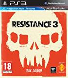 Packshot for Resistance 3 on PlayStation 3