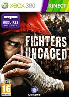 Packshot for Fighters Uncaged on Xbox 360