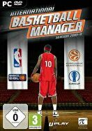 International Basketball Manager packshot