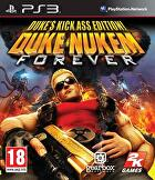Packshot for Duke Nukem Forever on PlayStation 3