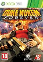 Packshot for Duke Nukem Forever on Xbox 360