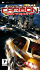 Need for Speed Carbon: Own the City packshot