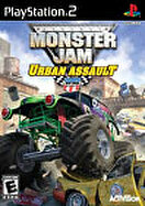 Monster Jam: Urban Assault packshot
