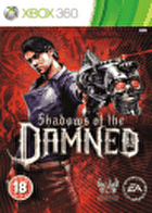 Packshot for Shadows of the Damned on Xbox 360