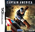 Packshot for Captain America: Super Soldier on DS