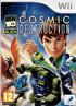 Packshot for Ben 10 Ultimate Alien Cosmic Destruction on Wii