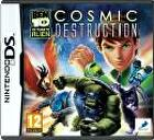 Packshot for Ben 10 Ultimate Alien Cosmic Destruction on DS