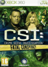Packshot for CSI Fatal Conspiracy on Xbox 360