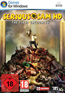 Serious Sam: The First Encounter  packshot