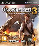 Uncharted 3: Drake's Deception packshot