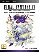 Final Fantasy IV:Complete Collection packshot