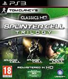 Packshot for Splinter Cell Trilogy on PlayStation 3