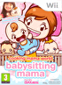 Packshot for Cooking Mama World: Babysitting Mama on Wii