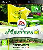 Packshot for Tiger Woods PGA TOUR 12: The Masters on PlayStation 3