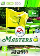 Packshot for Tiger Woods PGA TOUR 12: The Masters on Xbox 360