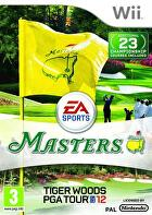 Packshot for Tiger Woods PGA TOUR 12: The Masters on Wii