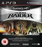 Packshot for Tomb Raider Trilogy on PlayStation 3
