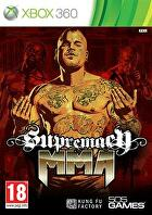Packshot for Supremacy MMA  on Xbox 360