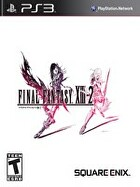 Packshot for Final Fantasy 13-2 on PlayStation 3